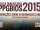 Aula Inaugural PPGBIOS 2015