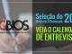 Veja o Calendário de Entrevistas - Processo de Seleção Mestrado e Doutorado 2015/2